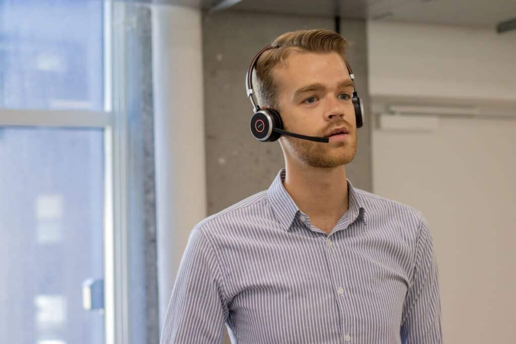 Rasmus sælger professionel hjemmeside